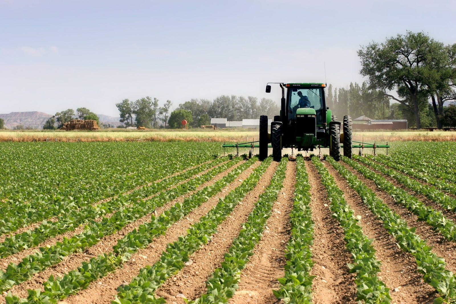 Modern Farming How One Scientist Explains The Evolving