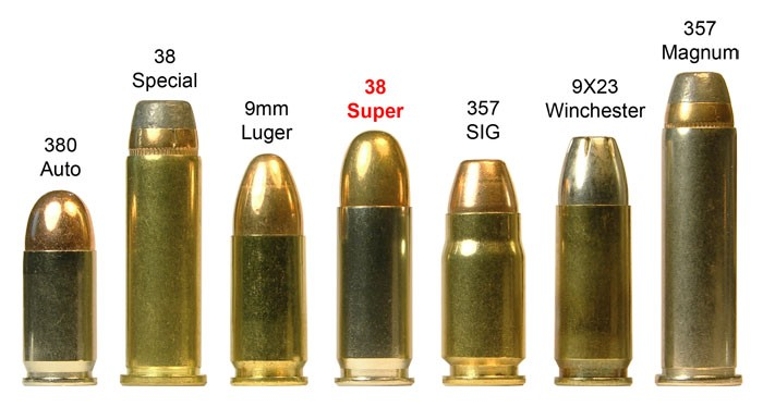 38 Special 380 Compared