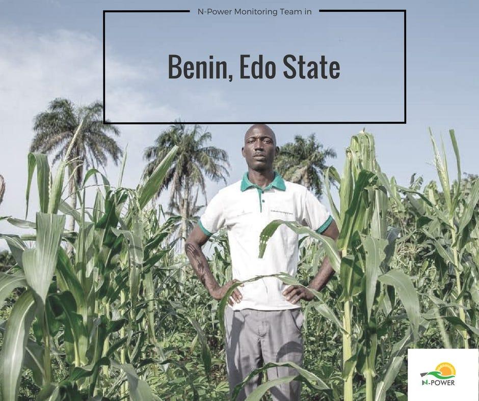 Benin Edo State NPower Empowerment Programme 2017 Recruitment