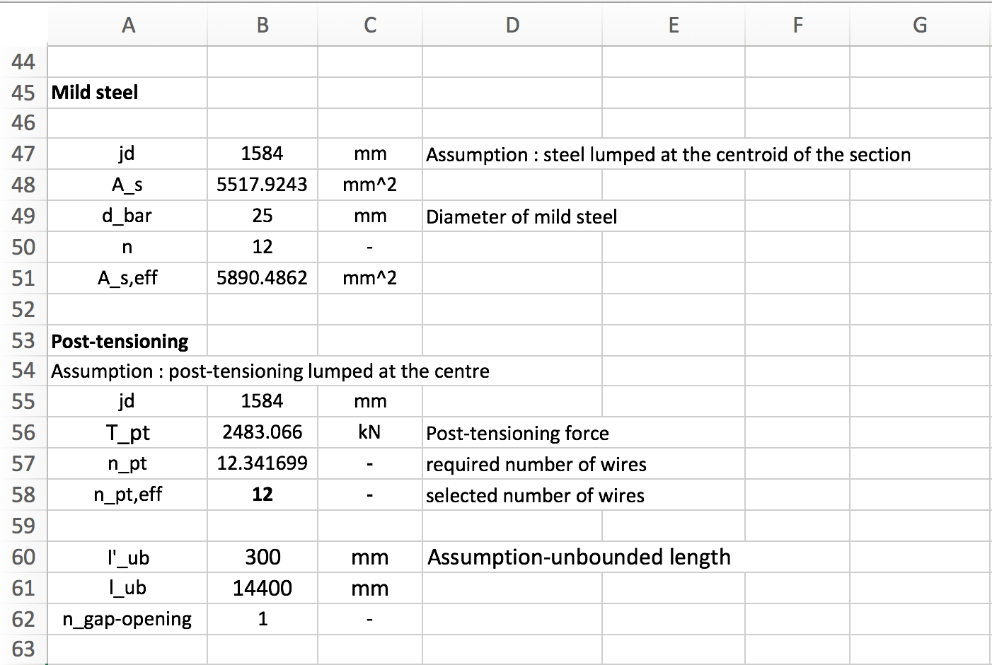 The Do S And Don Ts Of Engineering Spreadsheets Maxim