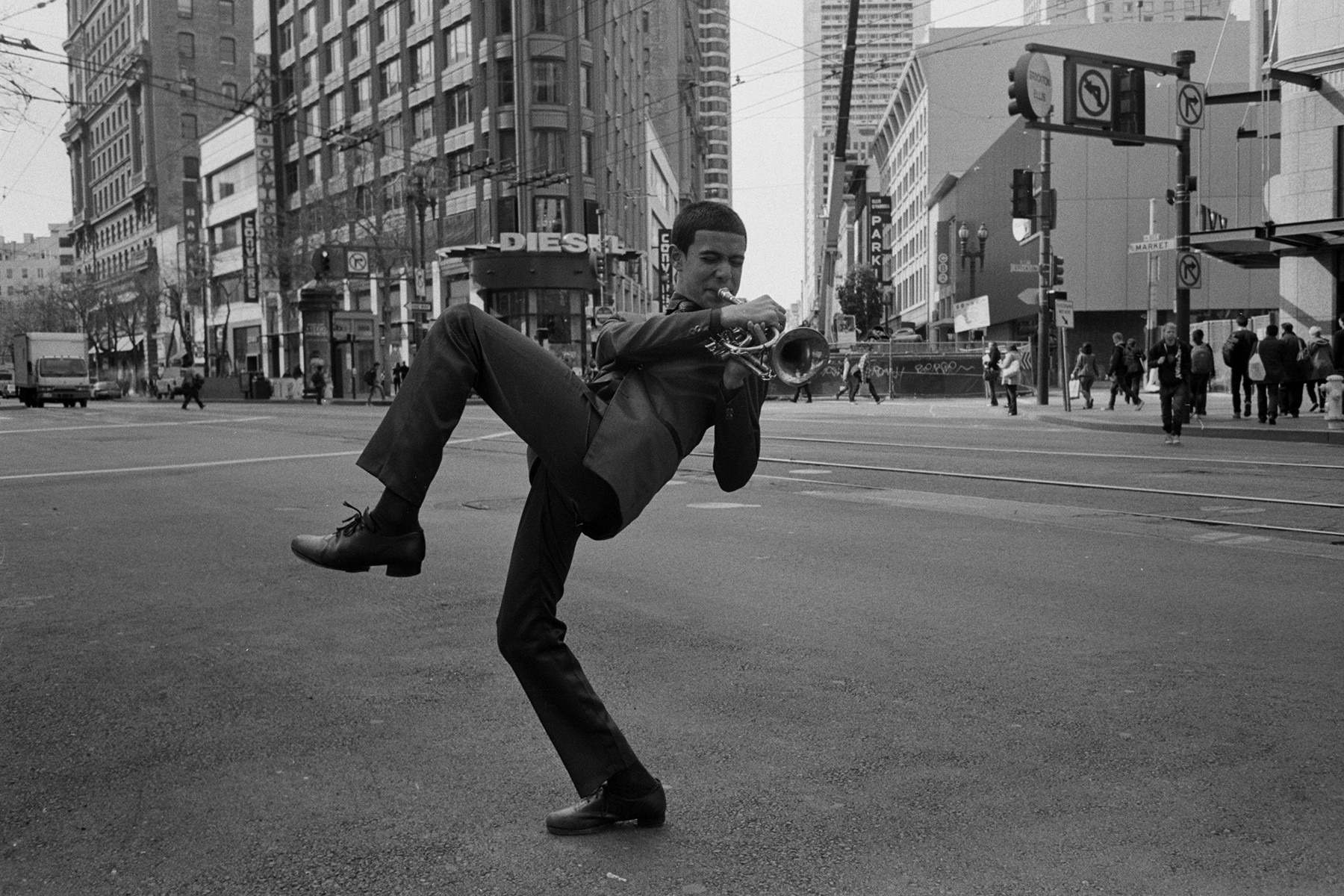 The Best Street Photographer In San Francisco 2015  Troy Holden