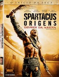 DVD Spartacus