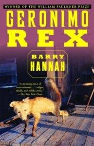 Barry Hannah rex