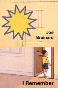 Joe Brainard remember