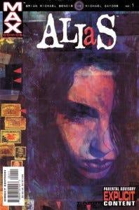 Capa da edição #01 de Alias.