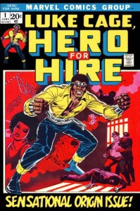 Luke Cage - Step In The Arena