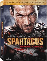 dvd spartacus 1