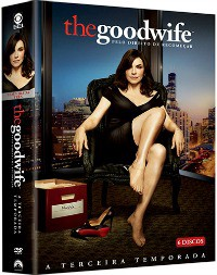 dvd the good wife season 3