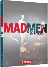 dvd mad men season 5