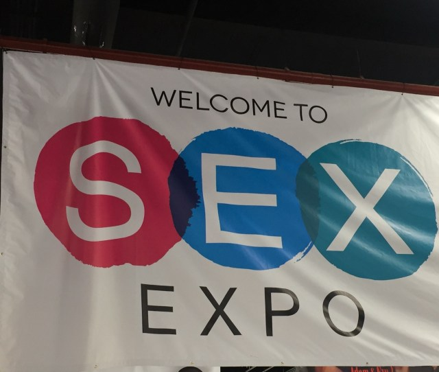 This Past September Saw Sex Expo Previously Known As Sexual Health Expo Return To Brooklyn In A Shiny New Venue Sex Expo Is A Two Day Event Featuring