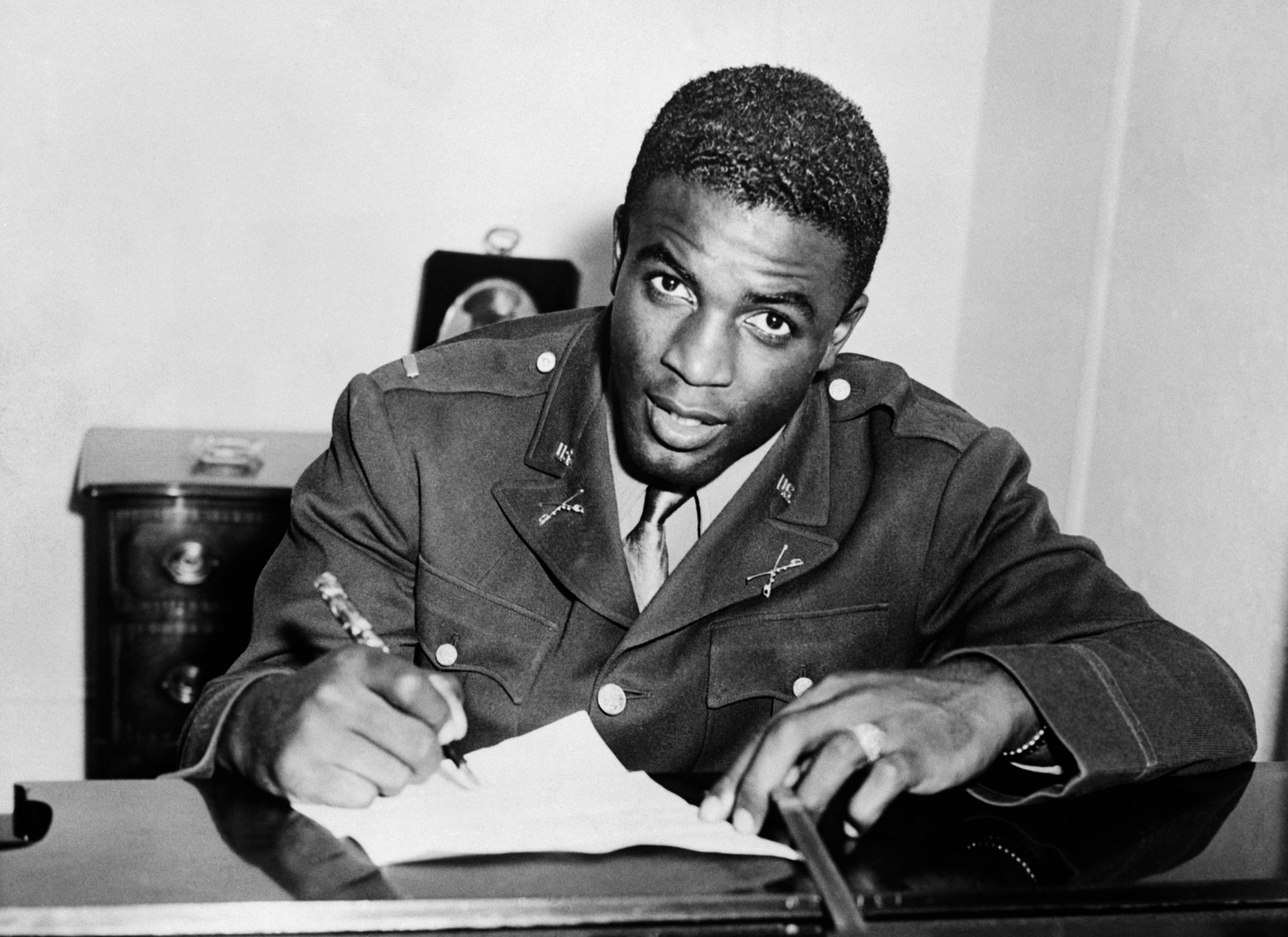 Jackie Robinson Was Once Humiliated And Court Martialed