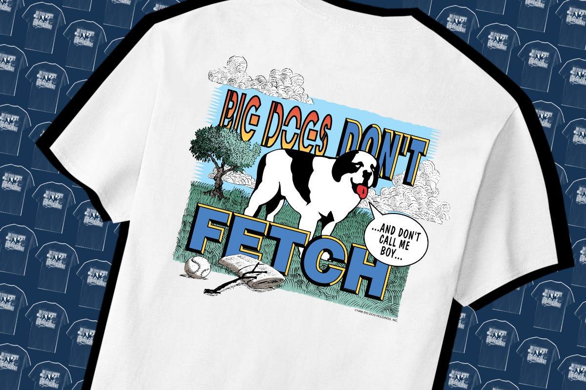 Big Outlet Dog Shirts T