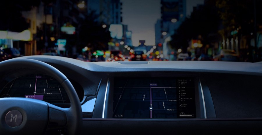 Offline navigation embedded in cars     Points of interest It s crucial for automative navigation to switch seamlessly between online  and offline mode  Drivers benefit from navigation driven by real time  traffic