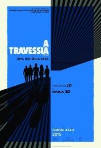 Poster de A Travessia (2015)