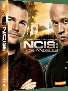 DVD Ncis los angeles