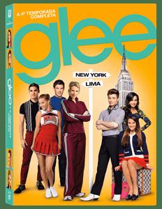 dvd glee season 4