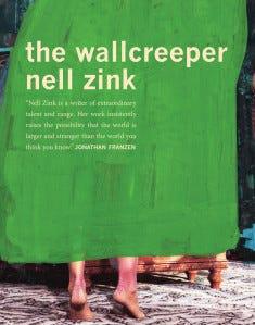 The wallcreeper book