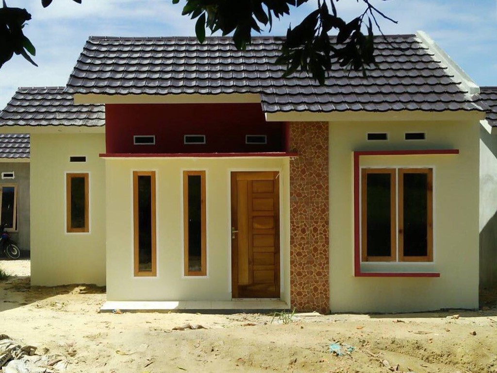 Rumah Minimalis Modern Type 36 0812 7717 0343 Rumah Minimalis