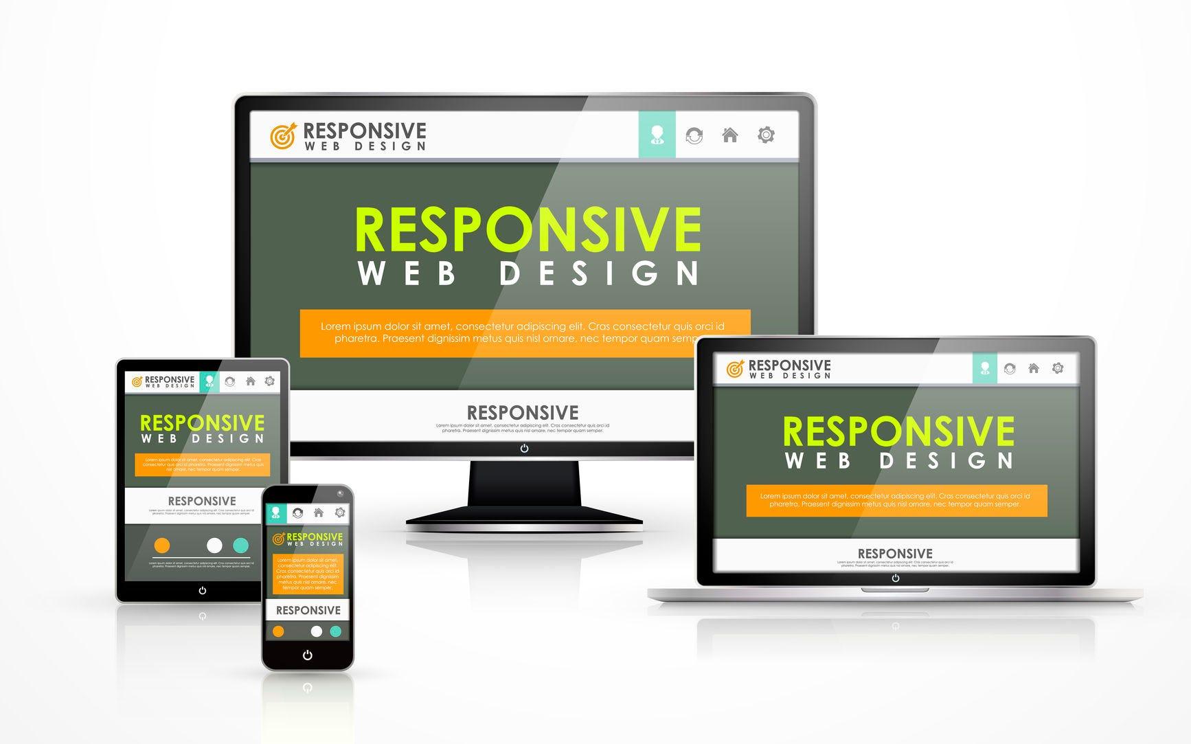 Best Practices Of Responsive Web Design Level Up Medium