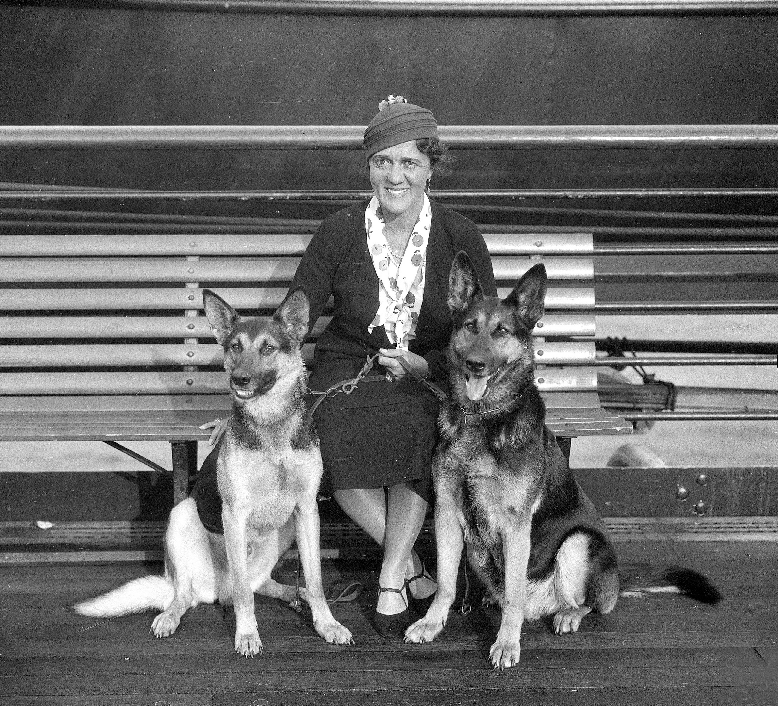 This Woman Brought Guide Dogs To America And Aid To