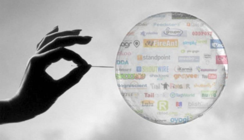 نتيجة بحث الصور عن dot com bubble burst�