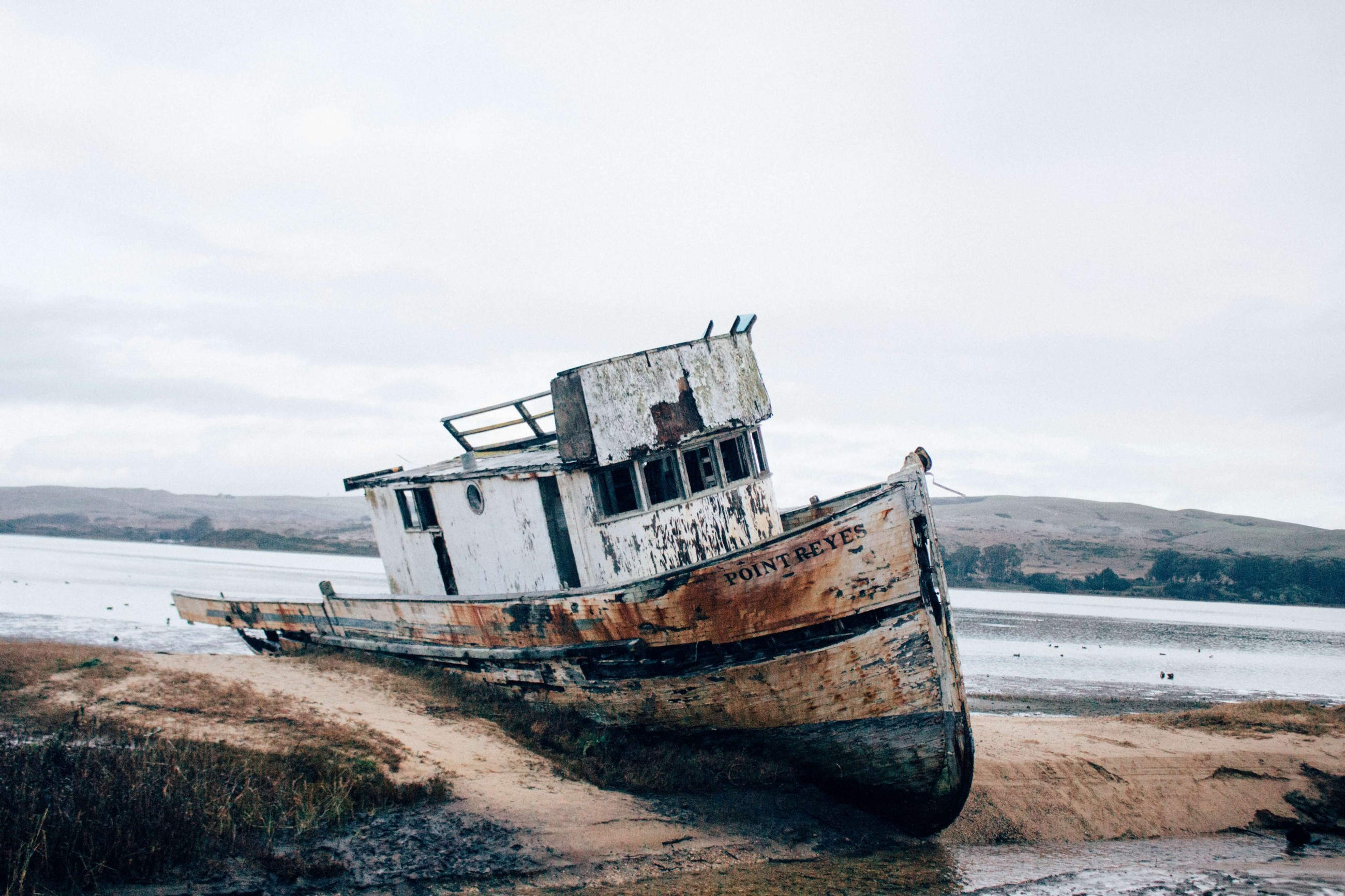 Sinking Ship Listen Out For This One Word Teal Times