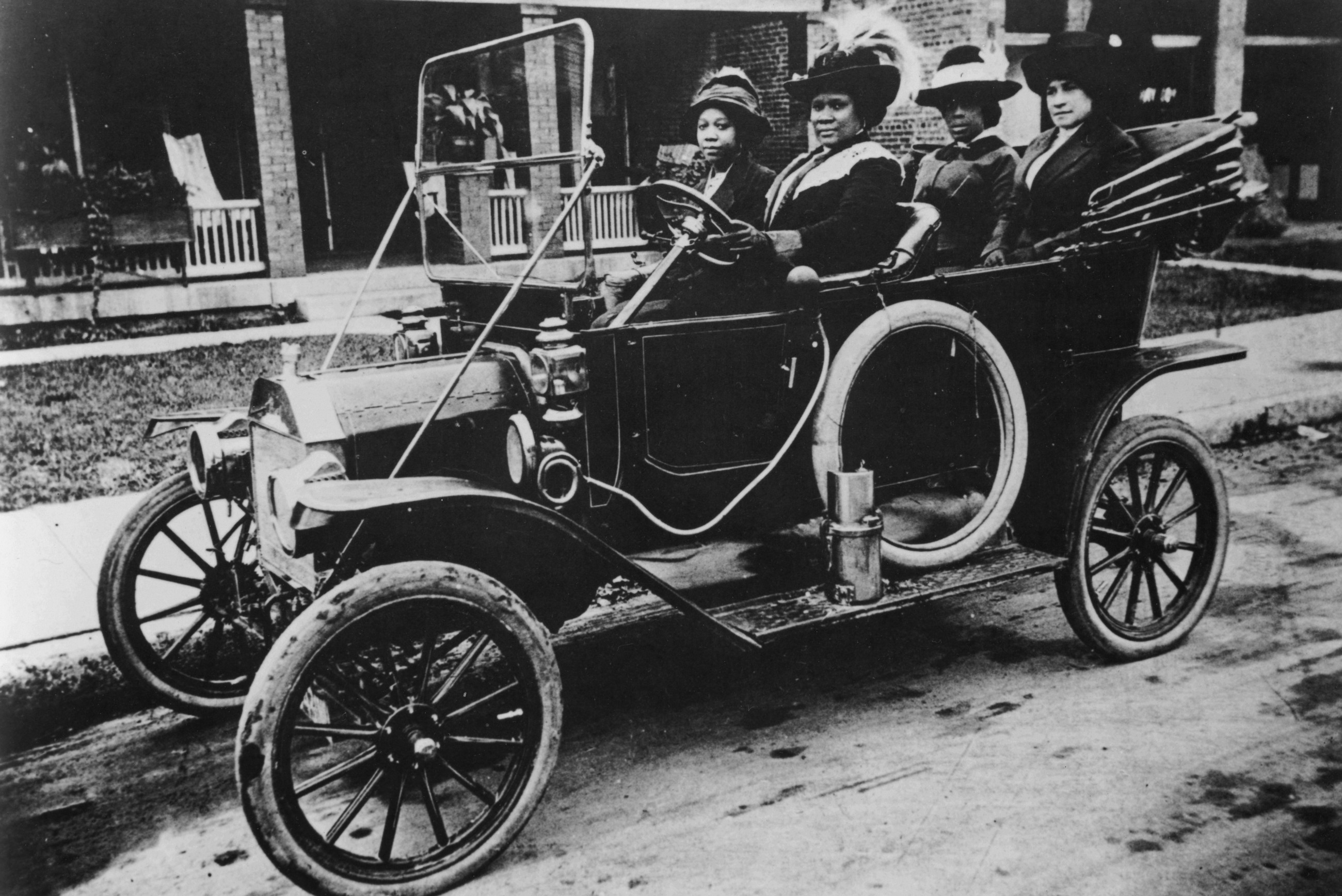Madam C J Walker Wasn T Just A Force For African