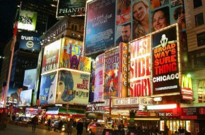 Broadway Nova York