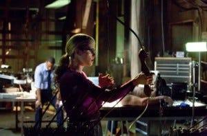 Arrow - 1x14 Odyssey