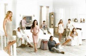 Revenge season 2 cast poster 2