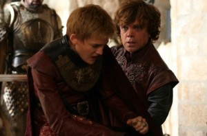 Game Of Thrones Thumb Tyrion Joffrey