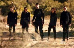 Agents of SHIELD -1x11- The Magical Place