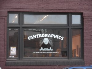 fantagraphics, cartoonists