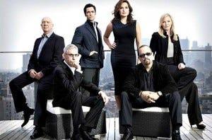 NBC cancela tudo, menos Law &  Order SVU...