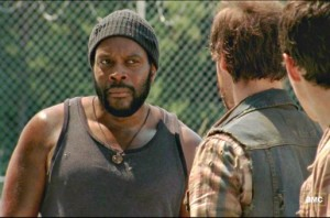 TWD 3x09 The Suicide King