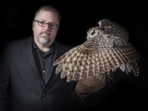 Jeff VanderMeer author photo