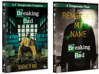 dvd breaking bad season 5