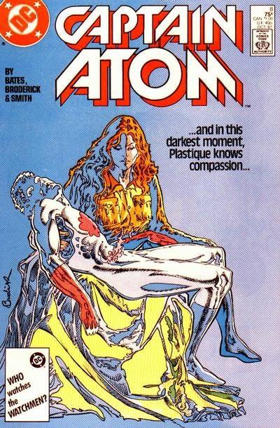 Captain Atom 8