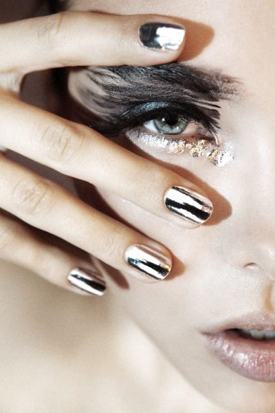 Ongles Chrome Montreal