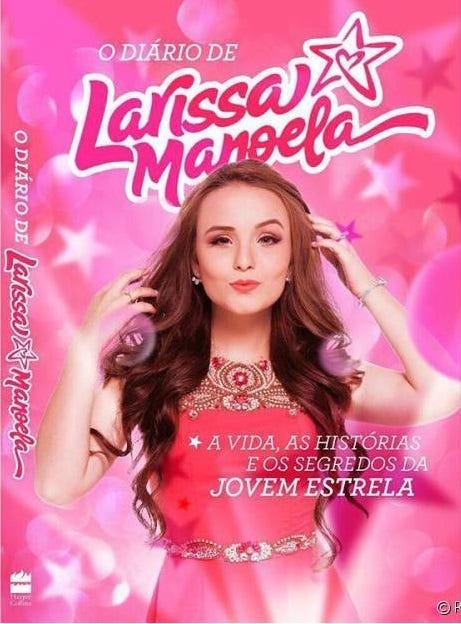 O diário de Larissa Manoela