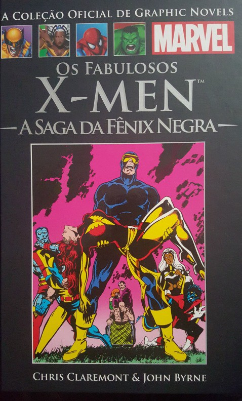 X-Men Fênix Negra