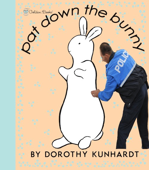 pat down the bunny