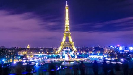 PARIS  AN EXCITING DESTINATION TO VISIT     TRAVART     Medium Paris is known as the fashion capital  romance capital and museum capital  of the world  Often called by nicknames like the    city of love    and    city of