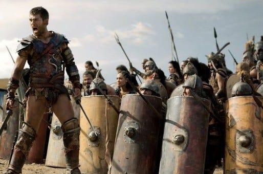 Spartacus 3x10 - Victory 1