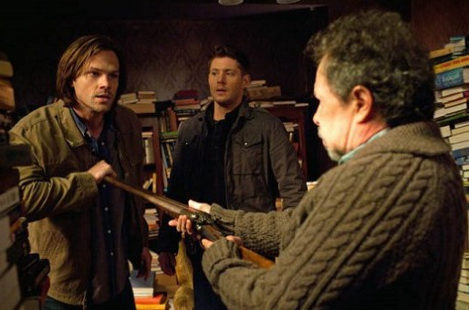 Supernatural 8x21 - The Great Escapist