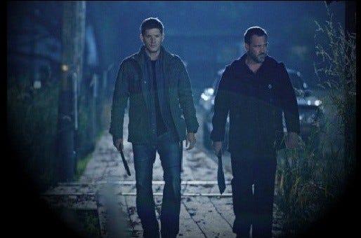 Supernatural 8x09 - Citizen Fang