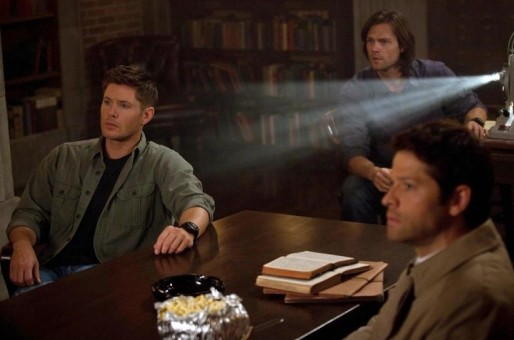 Supernatural 8x22 - Clip Show
