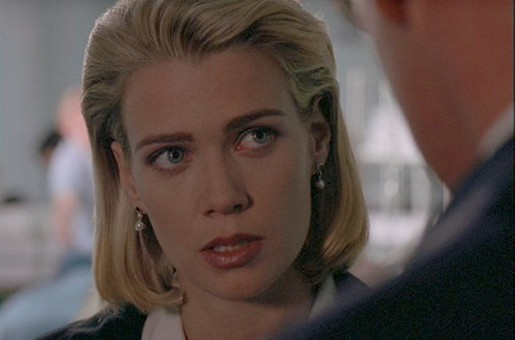 Laurie Holden arquivo x