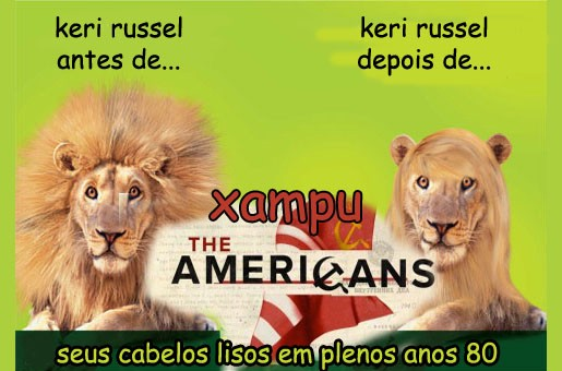 The Americans Xampu