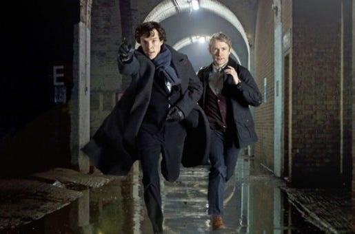 Sherlock thumb
